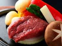 「ヒレステーキ」、「サーロインステーキ」どちらがお好み?「選べるステーキ会席」ヒレステーキ会席