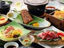 宿イチオシ!お肉派におすすめ!夏の彩りプラン【お肉コース】