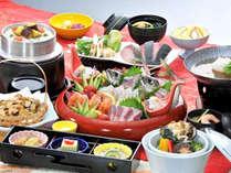 【2019冬◆海鮮桶盛~和海会席~】旬魚の盛り合わせなど旬素材の競演