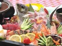 【2020春■桶盛り】旬魚のお造り盛り合わせに舌鼓!この春おすすめのプラン♪