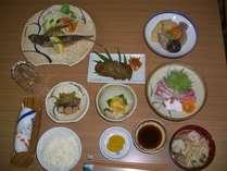 1日目の夕食!屋久島の食材盛りだくさん!