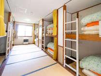 和風2段ベッドルーム