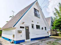 恩納村希望ヶ丘にある、1棟貸しペンションです。