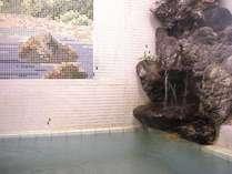徳助の湯「岩風呂」