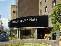 <外観>三井ガーデンホテル大手町