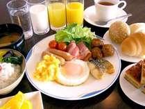 朝食バイキング≪6:30~9:15 最終入店≫