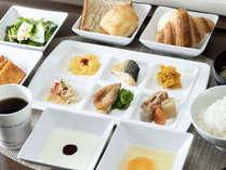 無料健康朝食!一日の活力を朝食でお取りくださいませ♪