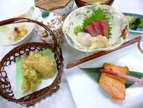 【和定食】お得に嬉しい2食付プラン【夕食・朝食付き】
