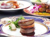 【フレンチ●チョイス】メインは肉or魚より選択OK♪気軽にフレンチディナー&温泉満喫☆スタンダード