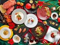 ★4大特典付★お好きな料理をチョイス!9通りのクリスマスディナーが愉しめる!クリスマスプラン