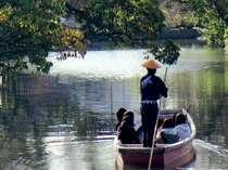 ◇冬季限定◇「こたつ舟」で巡る川下りプラン♪<華コース>