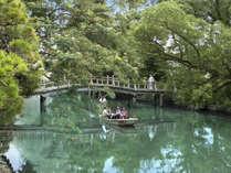 ・~川下り~お舟にゆられゆったりとした時間を過ごしてみてはいかがでしょうか?