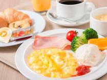朝食(洋食イメージ) ※写真はイメージです