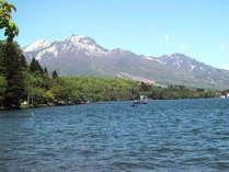 外人別荘地方面から望む妙高山