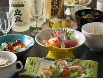 【2食付き】 日本料理かづみ野×「厳選!板長おまかせ会席」