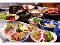 旬の大分の食材を使った十村十品、関屋会席を是非お楽しみください♪例