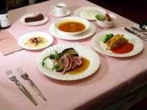 ある日の夕食の一例