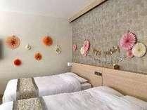 客室装飾(一例)