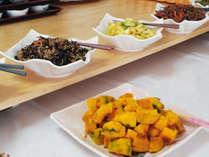 *朝食バイキング一例/どこかホッとするお料理をおなかいっぱい。