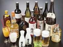四万十の美味しい地酒もご堪能いただけます♪