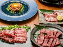 琉球BBQ「Blue」雄大な海を望みながら、焼肉ディナーをお楽しみください。※画像イメージ