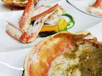 ≪オーベルジュde地蟹≫厳選地蟹・松葉蟹~「極上」松葉蟹尽くし拘りコース【せいこ蟹のテリーヌ付】
