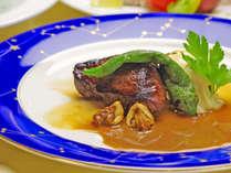 【グレードアップ】シェフがおすすめ☆丹後の厳選食材を贅沢に堪能♪