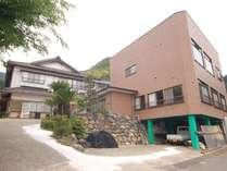 【宿外観】江戸時代から続く和風旅館