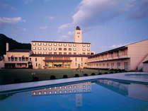 仙台市中心部から車で約25分の温泉を備えたリゾートホテル。駐車場代はもちろん無料です!