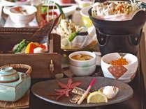 【ありがとう開業30周年記念】温泉&冬の味覚をぜ~んぶ満喫♪懐石料理コース☆