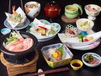 【クレセントValue】お得に美味しい料理と温泉でのんびり湯ったり★季節の懐石料理コース♪
