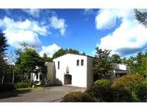 山中湖ハウス 2000坪の森ごと貸切 富士山の見える貸別荘 (山梨県)