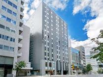 JR札幌駅から徒歩7分・大通駅から徒歩6分のダブルアクセス