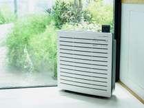 【全室】加湿・空気清浄機