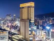 全室18階以上の高層階。神戸の街並みをご覧いただけます。