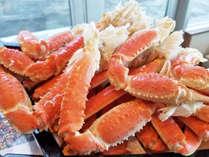 【北海道といえば…蟹!】