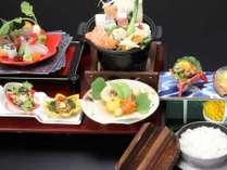 本膳料理 古都奈良 万葉ロマンの宴プラン ※写真はイメージです。