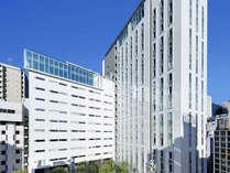 昼の新宿グランベルホテル