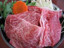 【お気軽に料理UP!】 ジューシーな足柄牛のすき焼き♪