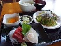 海学オリジナル朝食