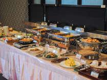 【レストラン】ビュッフェ(夕食)
