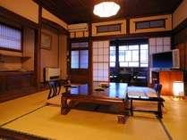 【銀山温泉街と銀山川を眺める川側客室】満喫プラン