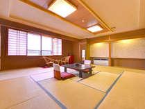 *おまかせ部屋(15.5畳)/畳の香りがほのかに薫るお部屋で寛ぎの休日を。