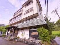 ◎外観一例/咲花駅から徒歩圏内!天然温泉掛け流しを味わえる温泉旅館へようこそ!