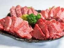【ロッジ宿泊(88平米or44平米)】 ブランドビーフ食べ比べSPバーベキューディナー付1泊2食プラン