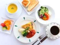 ラフォンテーヌ朝食イメージ