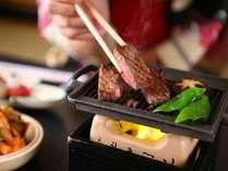神戸牛の一品付き京風懐石イメージ