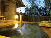 ≪弐の湯≫「竹座」貸切風呂
