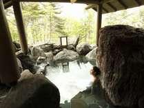 【貸切風呂】≪壱の湯≫岩室