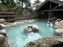 【大浴場】≪拾八の湯≫露天風呂